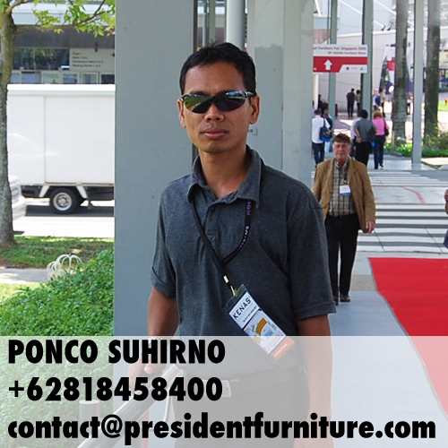Mr. Ponco Suhirno, MKom