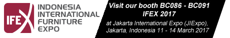 IFEX 2017 Jakarta Indonesia