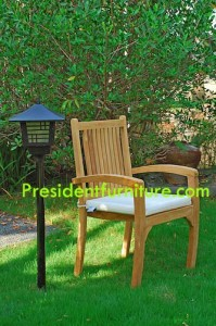 President Stacking Chair