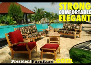 Jepara teak furniture
