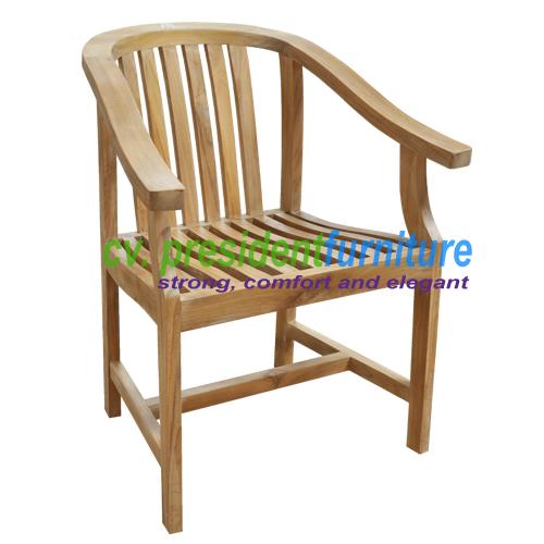 Teak Carol Chair
