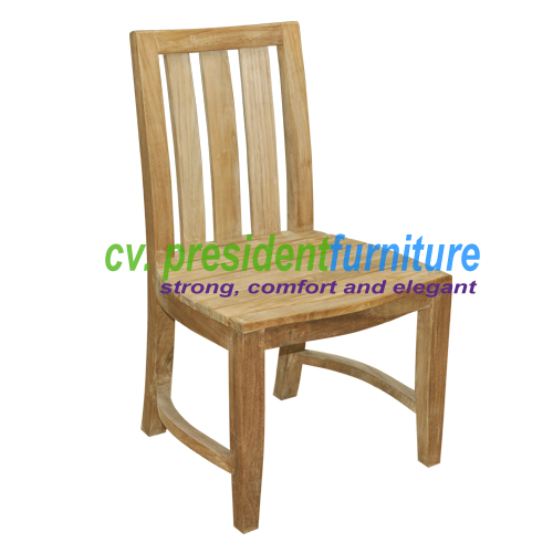 Teak Heer Side Chair