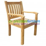 Teak Kingstone Arm Chair