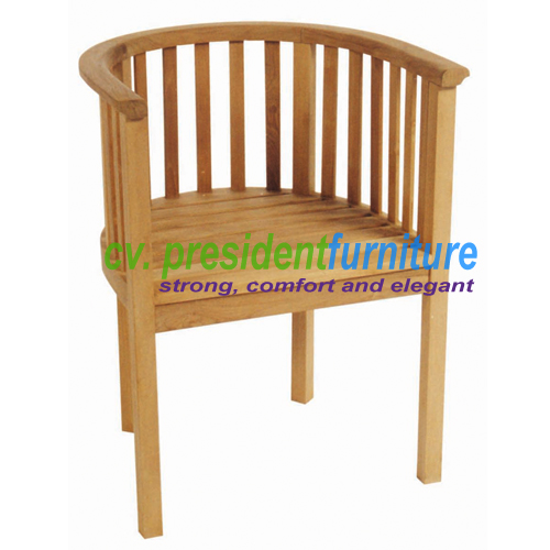 Teak Lenong Chair