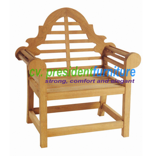 Teak Marlboro Chair