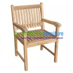 Teak New York Arm Chair