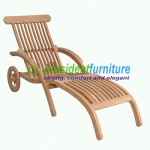 teak garden furniture Curve Steamer