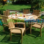 teak garden furniture President 3