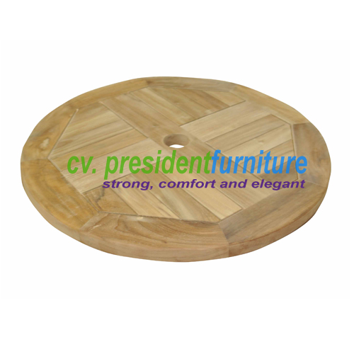 teak garden furniture round lazy susan