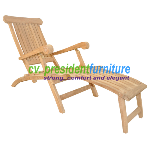 teak garden furniture Steamer Narrow Slat Great Stacking Chair