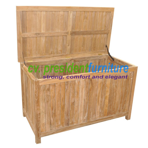 teak garden furniture Storage Box
