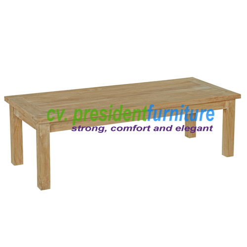 teak garden furniture Taunton Coffee Table