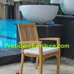 Cushion Belalang Stacking Chair