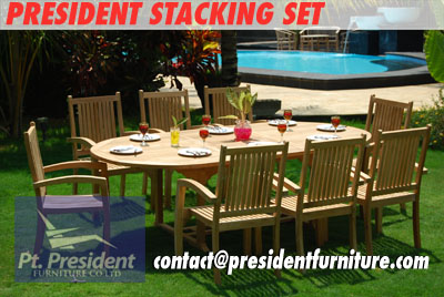 President Stacking Set