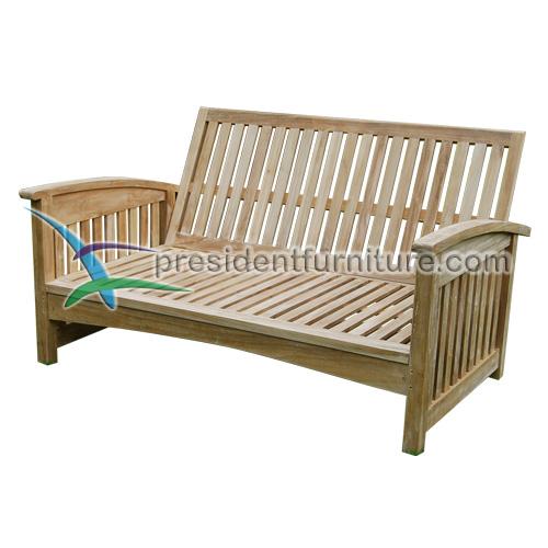 teak garden furniture Carson Bench