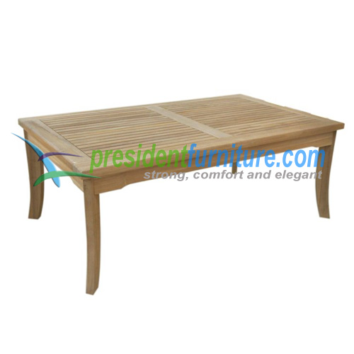 teak garden furniture Castle Coffee Table