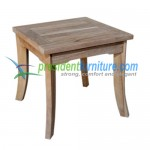 teak garden furniture Castle Side Table