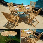teak garden furniture Matahari Sun Table Garuda Arm Chair
