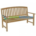 teak garden furniture Giverny Bench 150