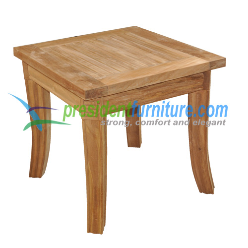teak garden furniture Royal Side Table