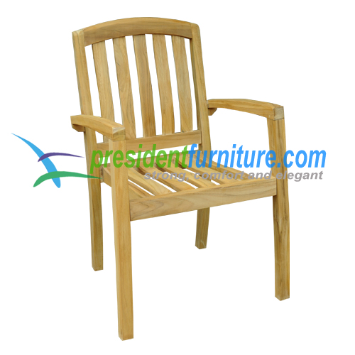 teak garden furniture New Chair