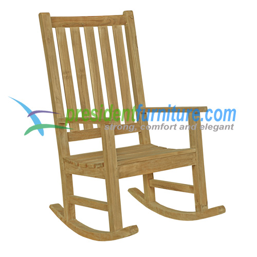 teak garden furniture Rocking Chair