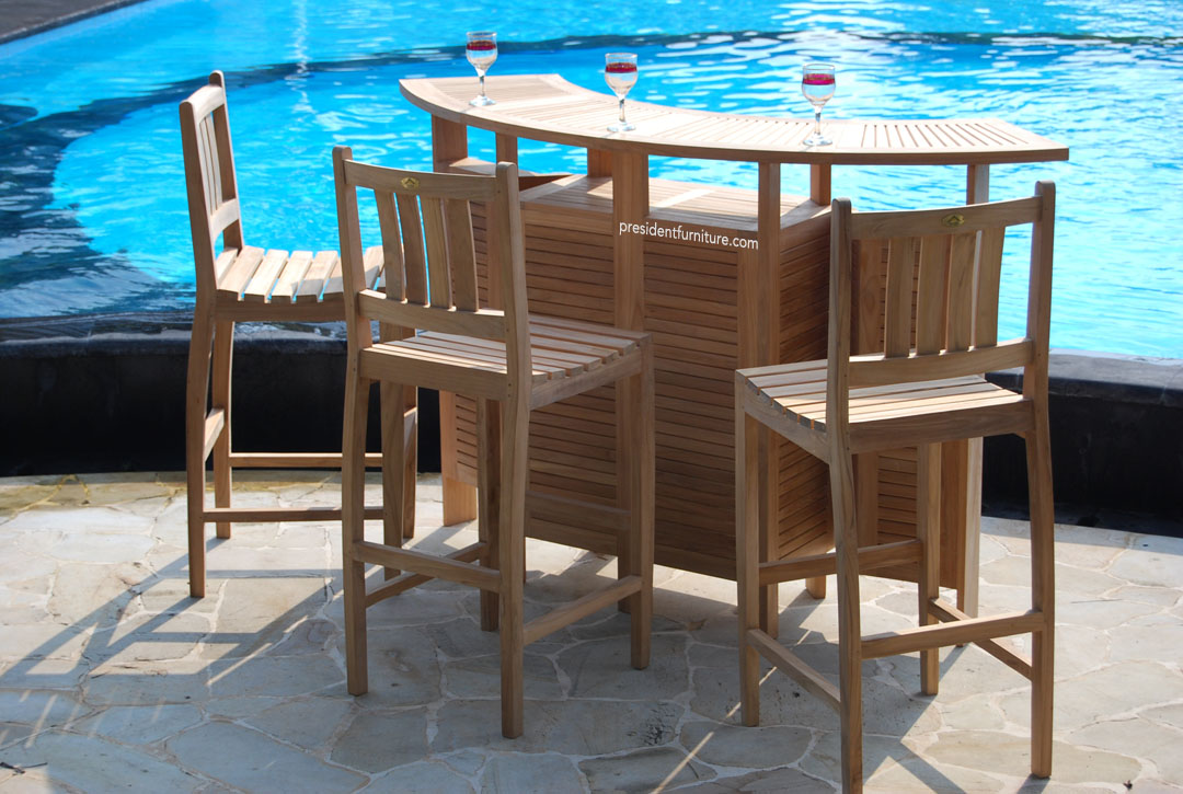 Teak Garden Furniture For Outdoor By Indonesian Wholesale