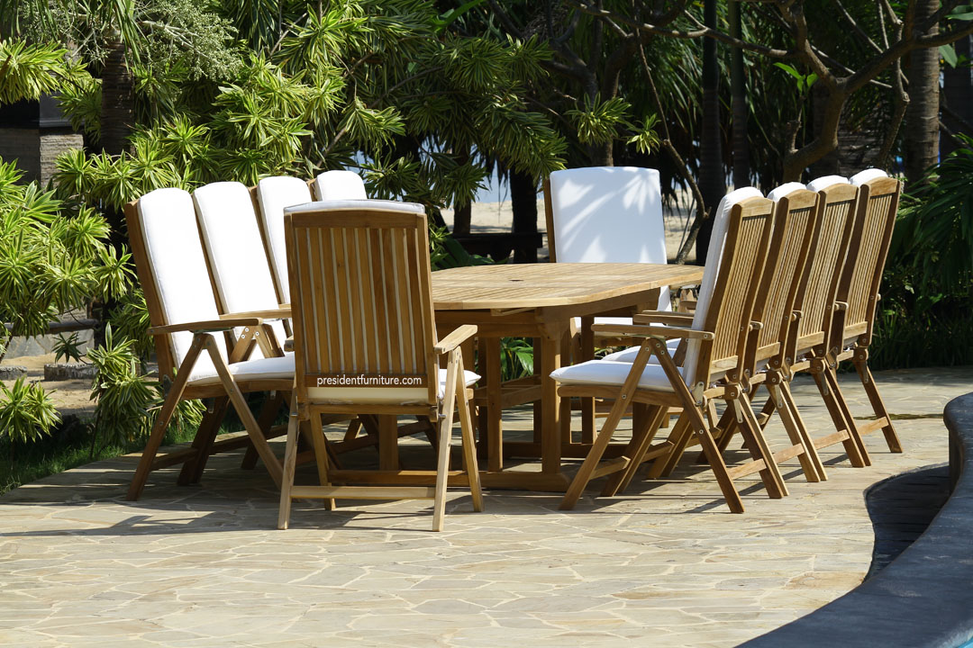 Teak Garden Furniture for outdoor by Indonesian wholesale ...